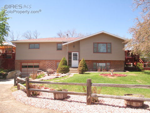 2113 Blue Mountain Ave, one of homes for sale in Berthoud