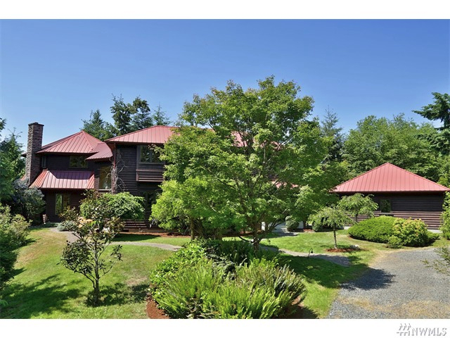 Custom Built property for sale at 3001 Becker Rd, Whidbey Island Washington 98236