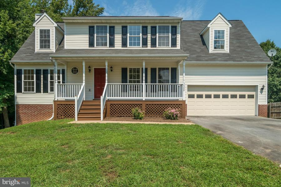 7509 REGENCY GLEN DRIVE, Fredericksburg, Virginia